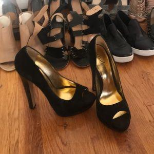 6.5 Charles David shoes.